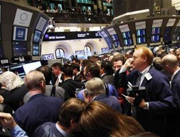 交易员交易通用汽车股票