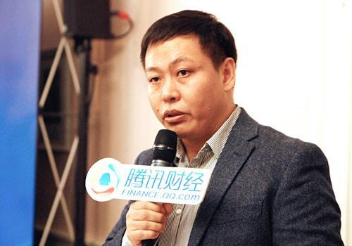 腾讯财经总监杨福:在动荡经济中重塑游戏规则