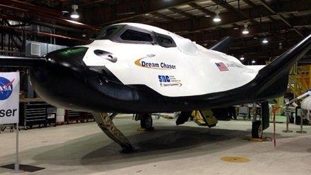 美国追梦者太空飞行器进行测试 可载7人(图)