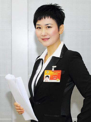 李小琳带4份提案参加两会 涉改善大气污染等