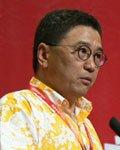 前瑞银集团投资银行亚洲区主席蔡洪平