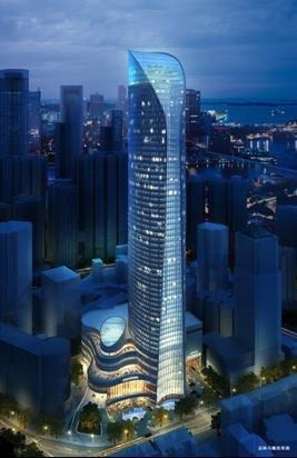 世界上高楼最多的城市