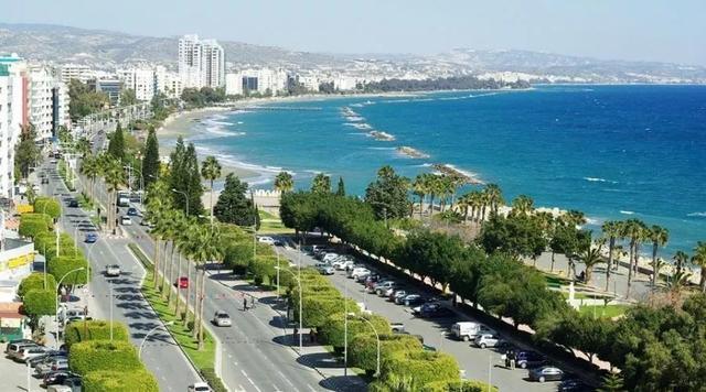 ▲塞浦路斯利马索尔(图片来源:cyprusisland.net)
