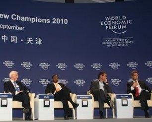 分论坛:新兴市场在2011年发生危机会怎样论坛现场