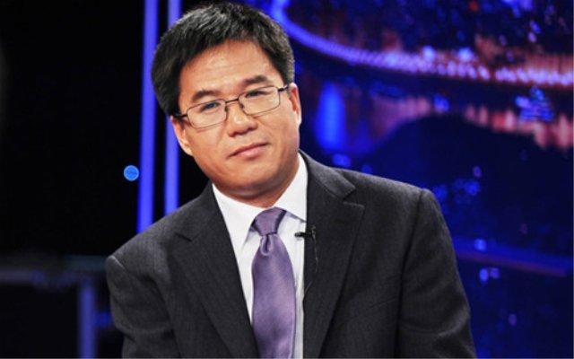 中国著名经济学家马光远
