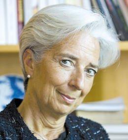拉加德:朱民可在IMF扮演关键角色