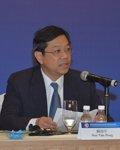 澳门特别行政区政府经济局局长 苏添平