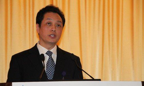 图文:商务部副部长王超