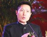 央视财经频道总监郭振玺在仪式上发言