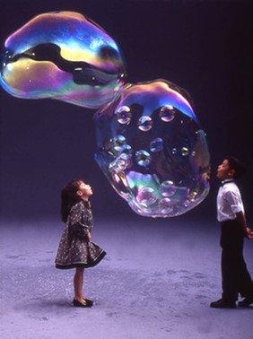 博士蛙携美国巨型激光泡泡秀首度登陆上海图片