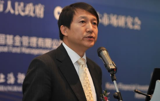 图文:富国基金管理公司总经理窦玉明