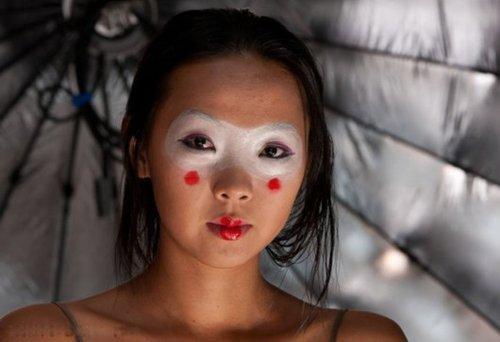 目前对人体艺术的理解大都局限的认为是男性或者女性脱光衣服展示身体