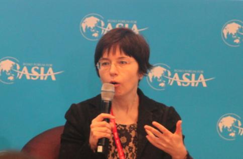 图文:俄罗斯二十国集团事务协调人尤达耶娃