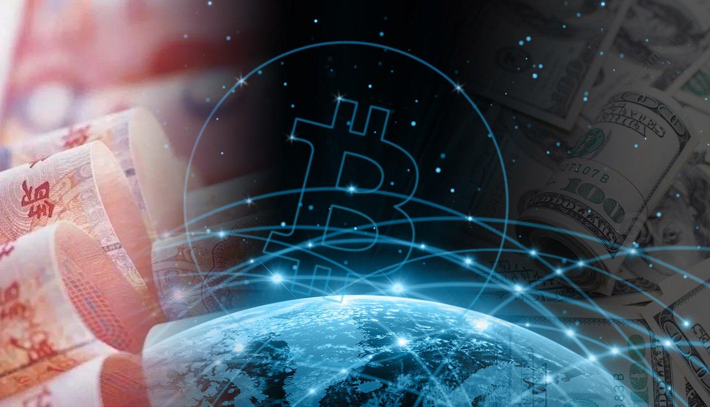 隐匿比特币:人民币出海密道寻踪