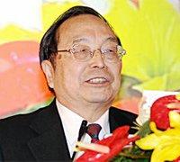 原全国人大副委员长 蒋正华