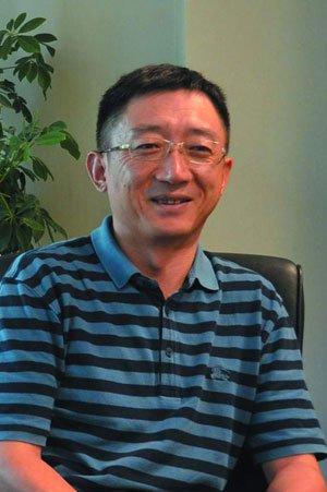 年度入围人物:天弘基金副总经理周晓明