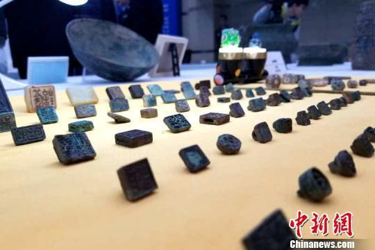 2017年陕西破获文物案件313起 追缴文物3807件