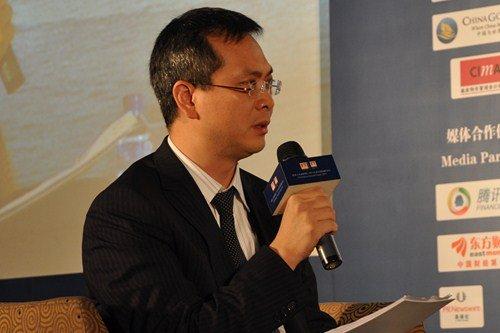 罗兰贝格全球合伙人大中华区副总裁康雁