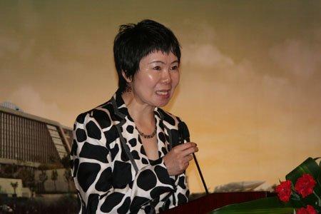 图文:诺基亚大中国区高级总监傅蕾
