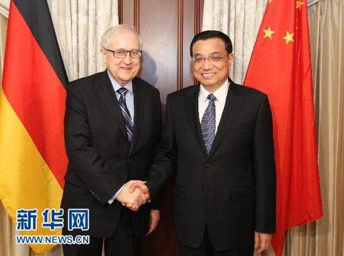 """咱们的稀土""""坚挺""""了?---德媒:德要求中国改变稀土出口政策 李克强拒绝"""