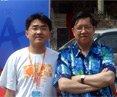 龙永图秘书长与腾讯财经副主编