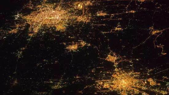 """美学者以夜间灯光数据""""看涨""""中国经济"""