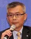 招商局国际有限公司副总经理杭天