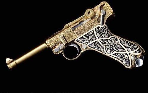 观赏性极强的国外手枪(组图)