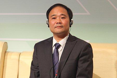 图文:吉利集团董事长李书福