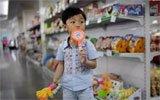 朝鲜人民在百货商店买什么?