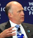 世界经济论坛执行董事兼首席商务官 Rober Greenhill