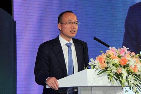 上海复星集团董事长郭广昌