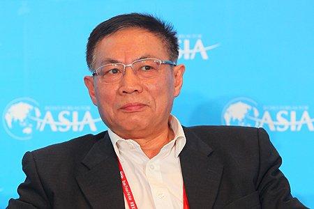 图文:华远地产股份有限公司董事长任志强