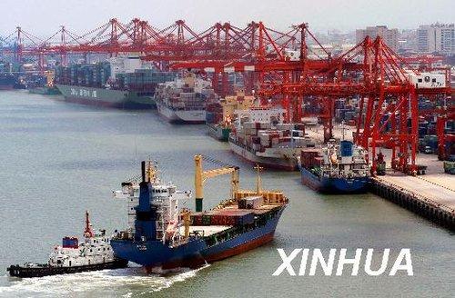 中国前8月外贸进出口总值同比增四成