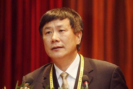 图文:国家发改委学术委员会秘书长张燕生