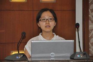 西南证券通信行业研究员苏晓芳演讲