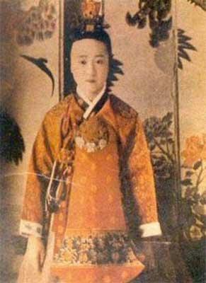 惨遭日本人蹂躏的朝鲜末代公主组图