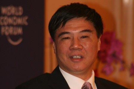 图文:国家发改委副主任张晓强