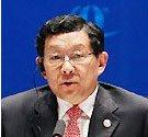 时任商务部长陈德铭