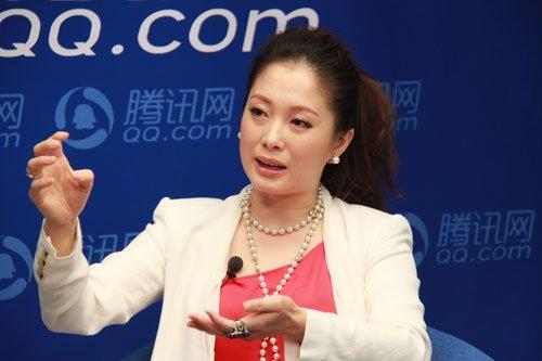 财经女主播李南:女人要做家庭CFO_财经_腾讯网