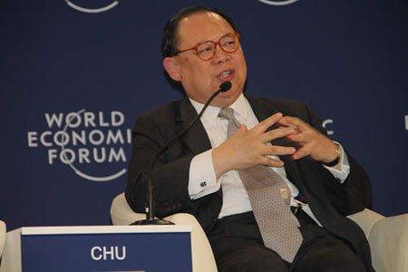 图文:第一东方投资集团董事长兼CEO诸立力
