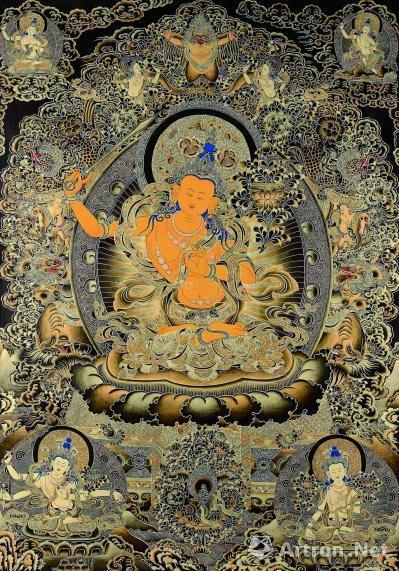 佛教艺术品:拍场标配 市场新宠