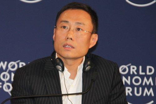 图文:北京红孩子信息技术公司CEO徐沛欣