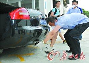 深圳车绿标查询_【图】这里可以告诉你深圳机动车去哪里年检和