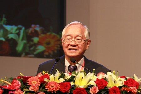 图文:国务院发展研究中心资深研究员吴敬琏