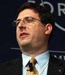 世界经济论坛首席营运官兼全球行业中心负责人Kevin-Steinberg