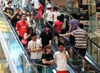 长安商场:悠游春日・忆年华 2011年4月14日-4月24日