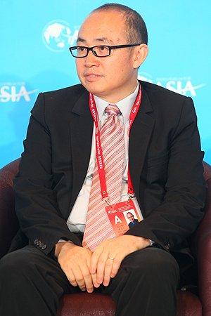图文:SOHO中国有限公司董事长潘石屹