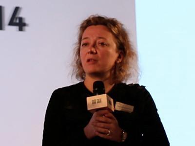中国欧盟商会副主席莎拉马尔可塔