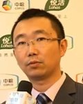 中粮创新食品北京有限公司总经理赵平原